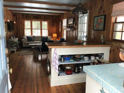 Eastham, Thumpertown - 3965 Cape Cod vacation rental - Eat in Kitchen