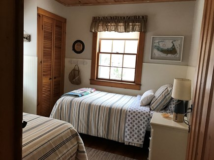 Eastham, Thumpertown - 3965 Cape Cod vacation rental - Bedroom with twin