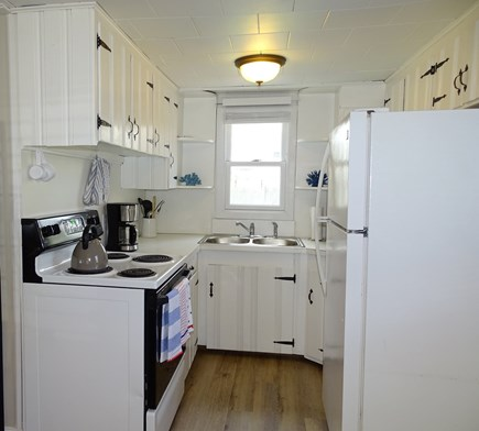 Yarmouth Cape Cod vacation rental - Kitchen area