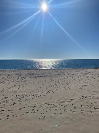 Yarmouth Cape Cod vacation rental - Walk or bike a half mile to South Middle beach