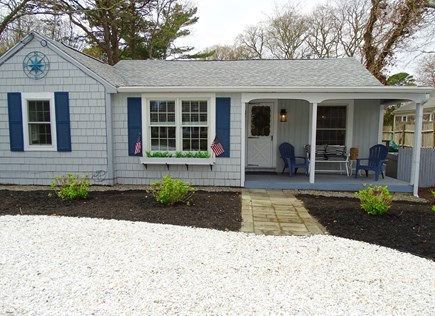 Yarmouth Cape Cod vacation rental - Recently updated with new paint, floors and landscaping