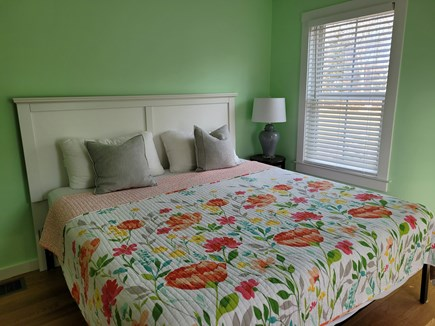 West Harwich Cape Cod vacation rental - King bedroom