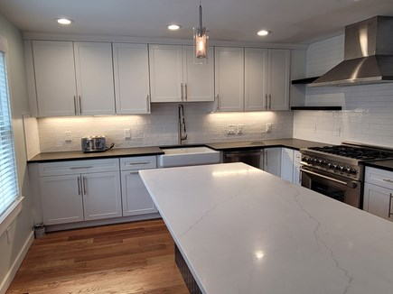West Harwich Cape Cod vacation rental - Brand new kitchen