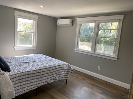 Chatham Cape Cod vacation rental - Second floor bedroom with double/full bed, mini split AC