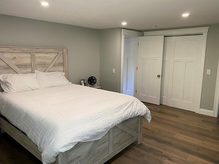 Chatham Cape Cod vacation rental - First floor master suite with king bed and full bathroom
