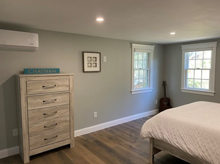 Chatham Cape Cod vacation rental - First floor master suite with mini split AC