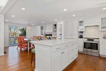 Chatham Cape Cod vacation rental - Beautiful, bright and open kitchen and dining