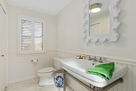 Chatham Cape Cod vacation rental - Main floor half bath off of the kitchen