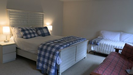 Cotuit Cape Cod vacation rental - Coastal Living Bedroom (2nd fl)
