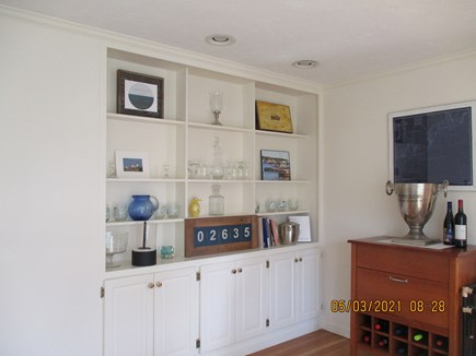 Cotuit Cape Cod vacation rental - Large Dining Room