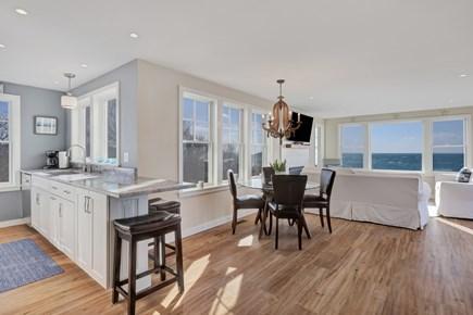 Wellfleet Cape Cod vacation rental - Open concept living area