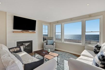 Wellfleet Cape Cod vacation rental - Living room with views