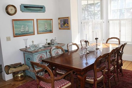 Chatham Cape Cod vacation rental - Dining Room alternate view