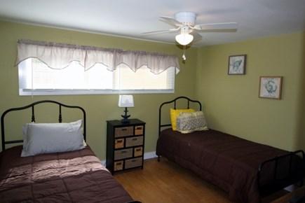 Wellfleet Cape Cod vacation rental - Bedroom #3 has 2 Twin beds
