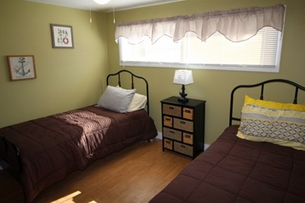 Wellfleet Cape Cod vacation rental - Bedroom #3 from another angle