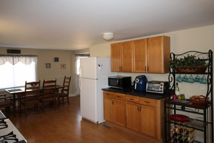Wellfleet Cape Cod vacation rental - Kitchen toward Dining