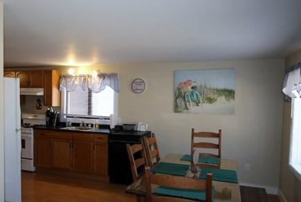 Wellfleet Cape Cod vacation rental - Dining Area toward Kitchen