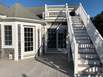 Eastham Cape Cod vacation rental - Two decks including rooftop deck view of entire bay shoreline
