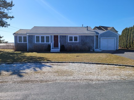 West Hyannis Port Cape Cod vacation rental - Front of home  Walk to Seaside park