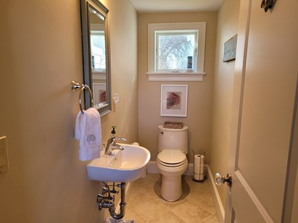 West Hyannis Port Cape Cod vacation rental - Half bath
