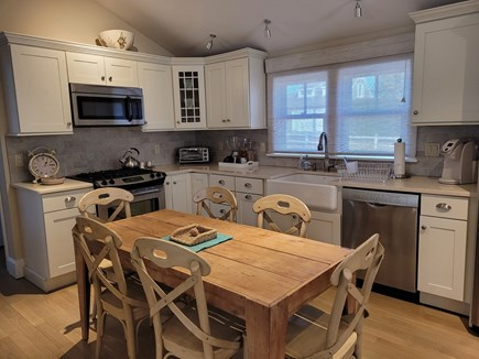 West Hyannis Port Cape Cod vacation rental - Kitchen