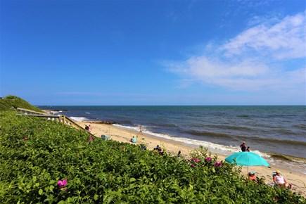 Dennis, The Beachside Condo Cape Cod vacation rental - Private Beach