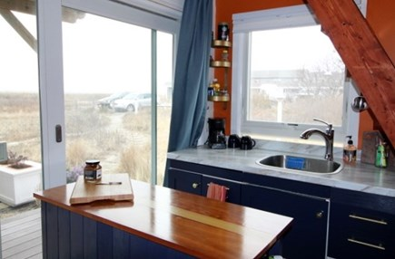 Provincetown Cape Cod vacation rental - Kitchen with Views