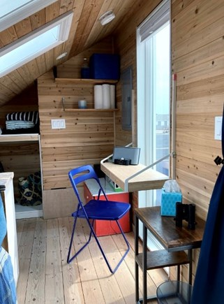Provincetown Cape Cod vacation rental - Upper-Level writing desk