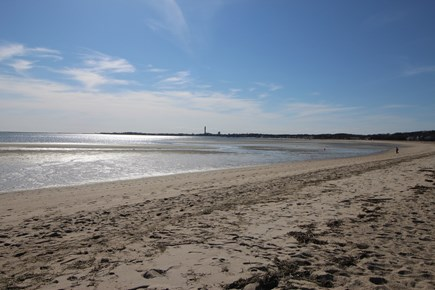 Provincetown Cape Cod vacation rental - Love this beach, you can even walk to Provincetown