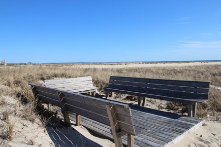 Provincetown Cape Cod vacation rental - On the way to beach - relax and take it all in!
