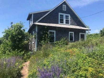 Wellfleet Cape Cod vacation rental - Samoset Beach House - Front