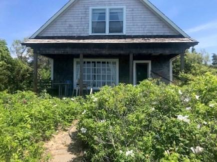 Wellfleet Cape Cod vacation rental - Samoset Beach House - Back Porch
