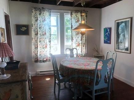 Wellfleet Cape Cod vacation rental - Samoset Beach House - Dining Room