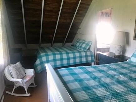 Wellfleet Cape Cod vacation rental - Second Floor Bedroom - 2 Fulls