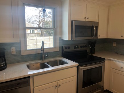 West Yarmouth Cape Cod vacation rental - Newly renovated kitchen and new appliances