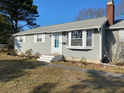 West Yarmouth Cape Cod vacation rental - Outside of house