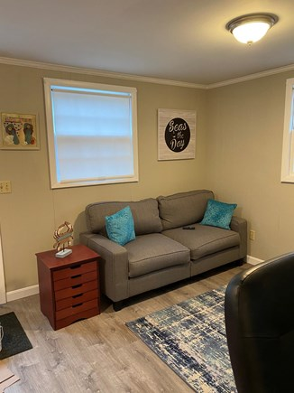 West Yarmouth Cape Cod vacation rental - Bonus room with couch for lounging