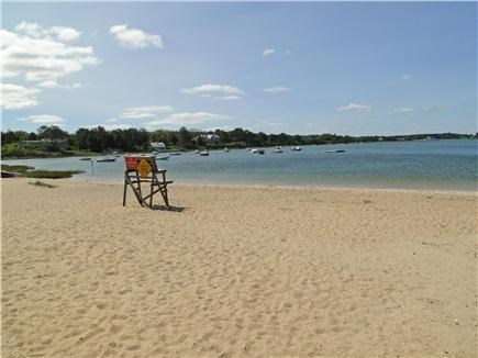 Chatham Cape Cod vacation rental - Oyster Pond beach right down the street