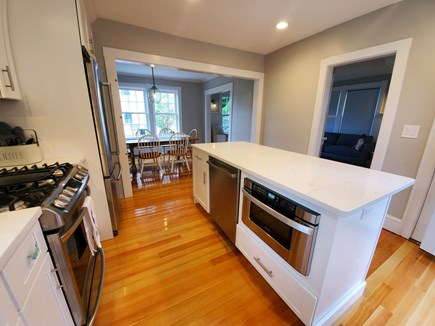 Chatham Cape Cod vacation rental - Kitchen looking into dining area