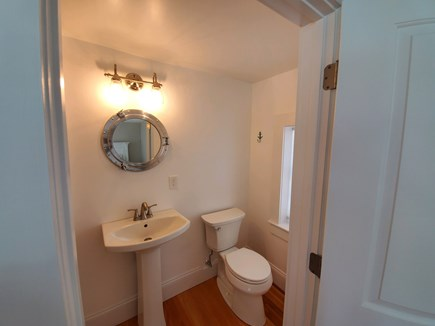 Chatham Cape Cod vacation rental - Master bath with tiled shower