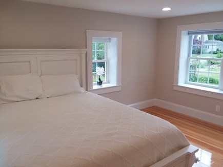Chatham Cape Cod vacation rental - Master bedroom with Queen bed, double closet and full bath