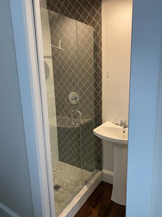 Chatham Cape Cod vacation rental - Master shower