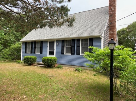 Eastham Cape Cod vacation rental - The house is situated on a quiet bayside road.