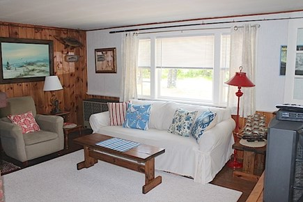 Eastham, Nauset Light - 1195 Cape Cod vacation rental - Living Room