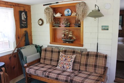 Eastham, Nauset Light - 1195 Cape Cod vacation rental - Porch