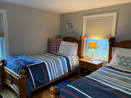 South Yarmouth Cape Cod vacation rental - Guest room with two singles