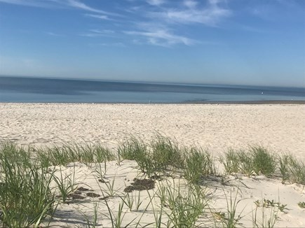 South Yarmouth Cape Cod vacation rental - Endless sand and crystal blue water