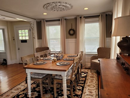Centerville Cape Cod vacation rental - Dining Room