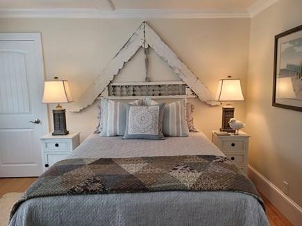 Centerville Cape Cod vacation rental - Queen bedroom  first floor with full bath