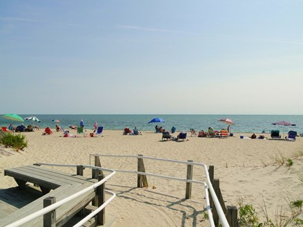 Yarmouth Cape Cod vacation rental - Walk 1/2 mile to 3 beautiful beaches